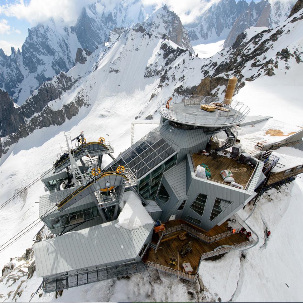 Cordee Mont Blanc